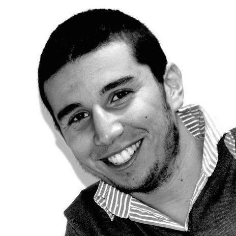 Hicham Belkouch Headshot