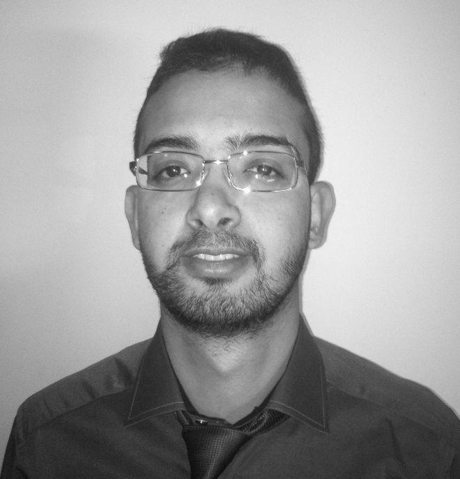 هشام نضيفي Headshot