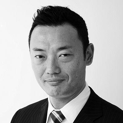 中田宏 Headshot