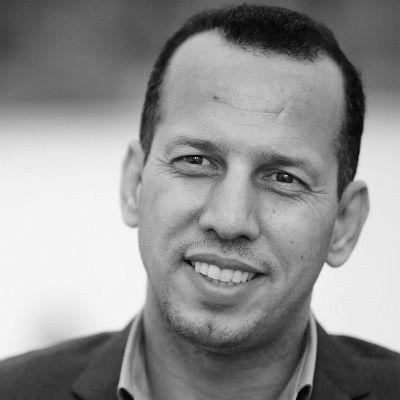 هشام الهاشمي Headshot