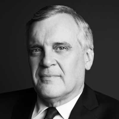 Hon. David C. Onley Headshot