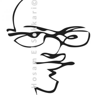 حسام السـُكَّري Headshot
