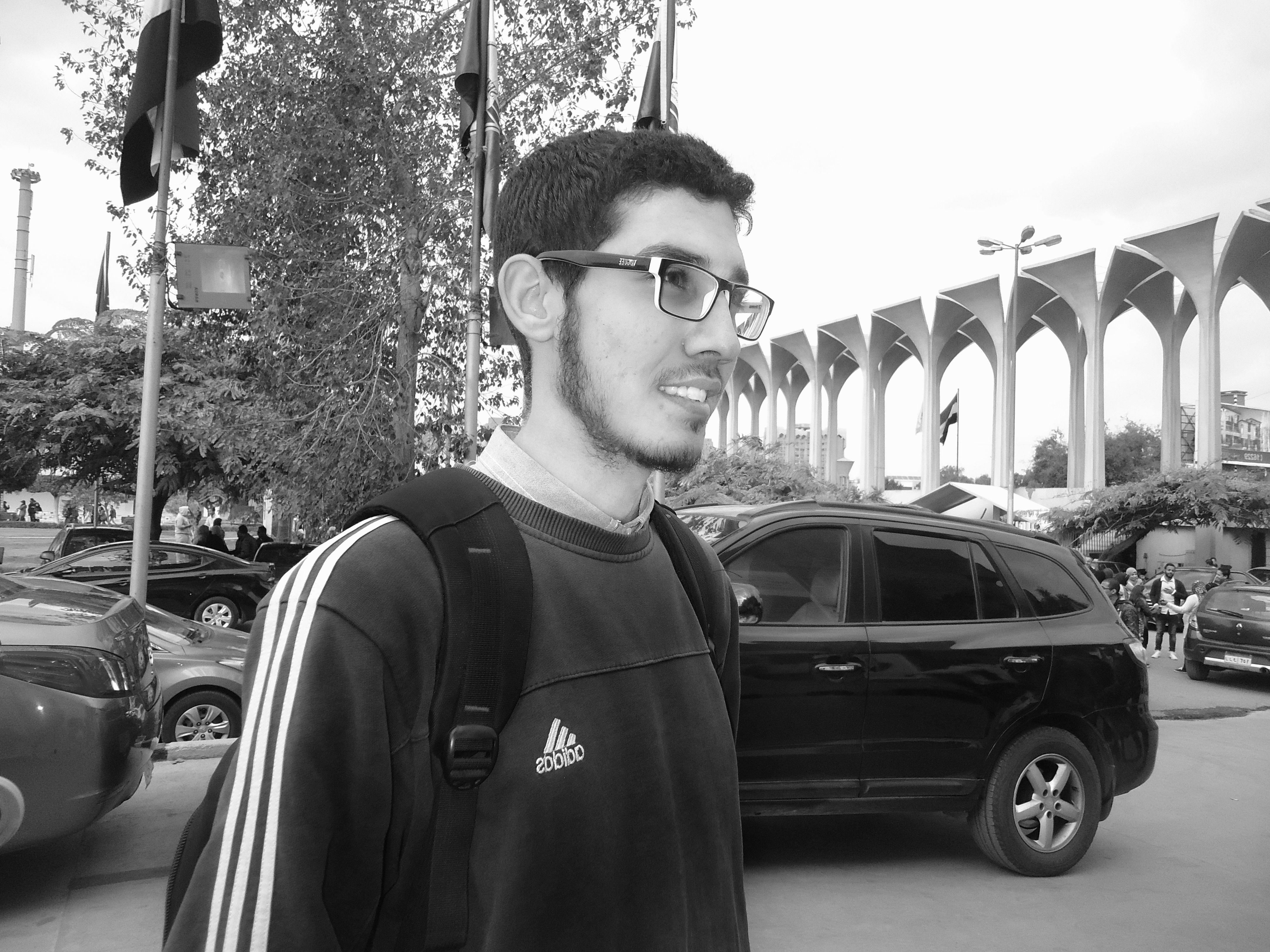 حسام رمضان أمين  Headshot