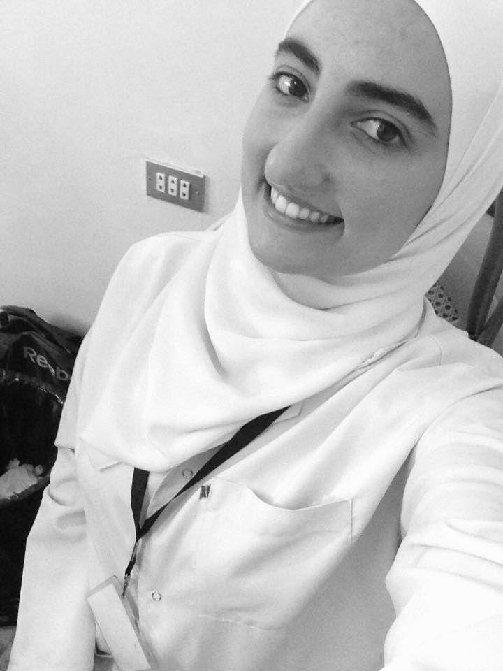 هدى أبو الشامات Headshot