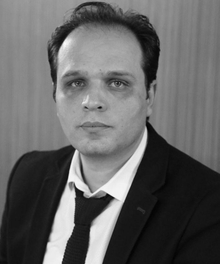 حسام إبراهيم الغزالي Headshot