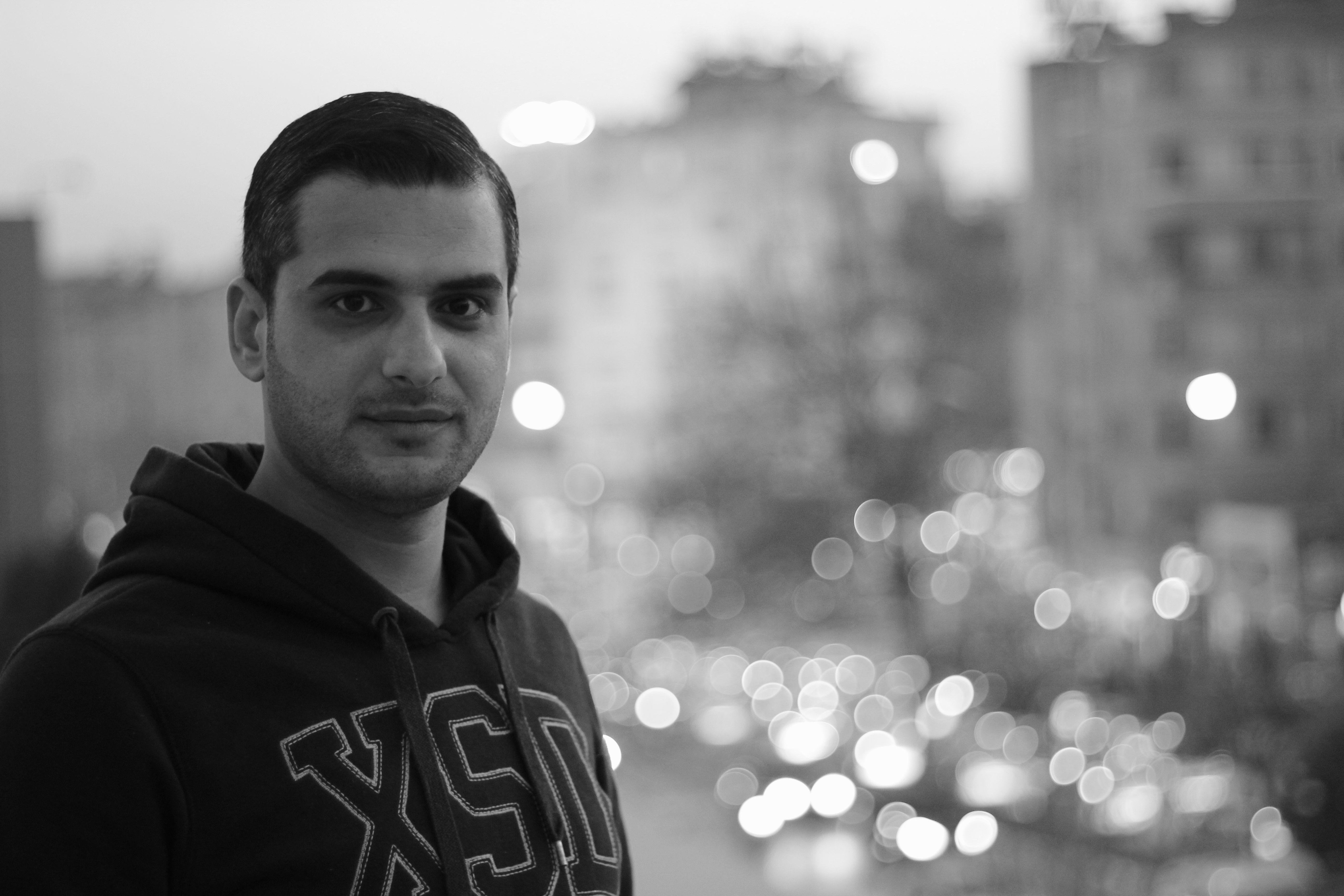 حسام منصور Headshot