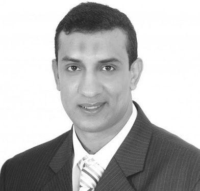 حسين عبد الظاهر Headshot