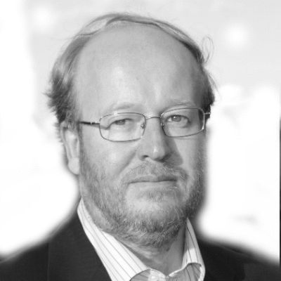 Ian Roulstone Headshot