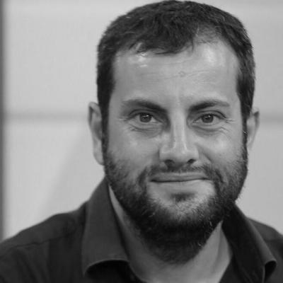 Ibán García del Blanco Headshot