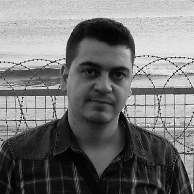إبراهيم العلبي Headshot