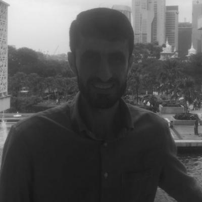 إبراهيم الزعيم Headshot