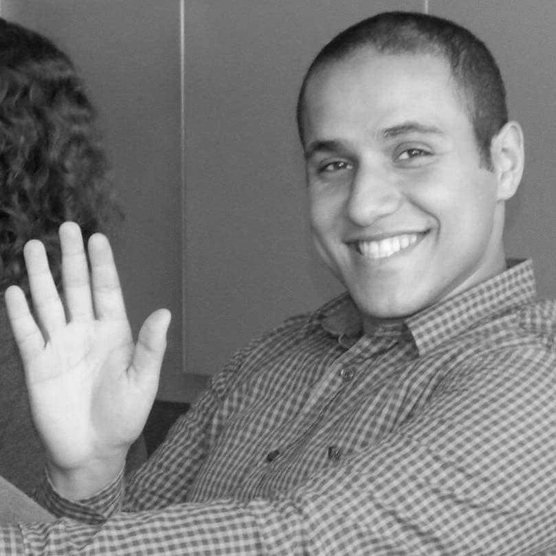 إبراهيم محمد الشرقاوي Headshot
