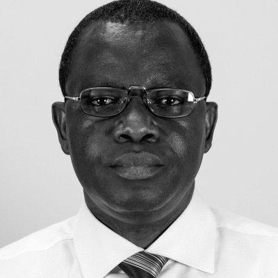 Isidore Kwandja Ngembo Headshot