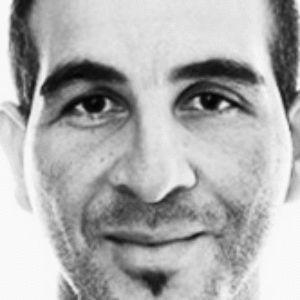 Ismael Cortés Headshot