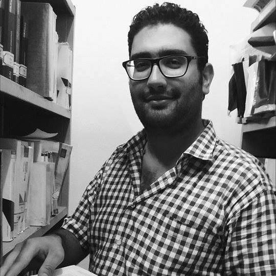 Ismail Haddar Headshot