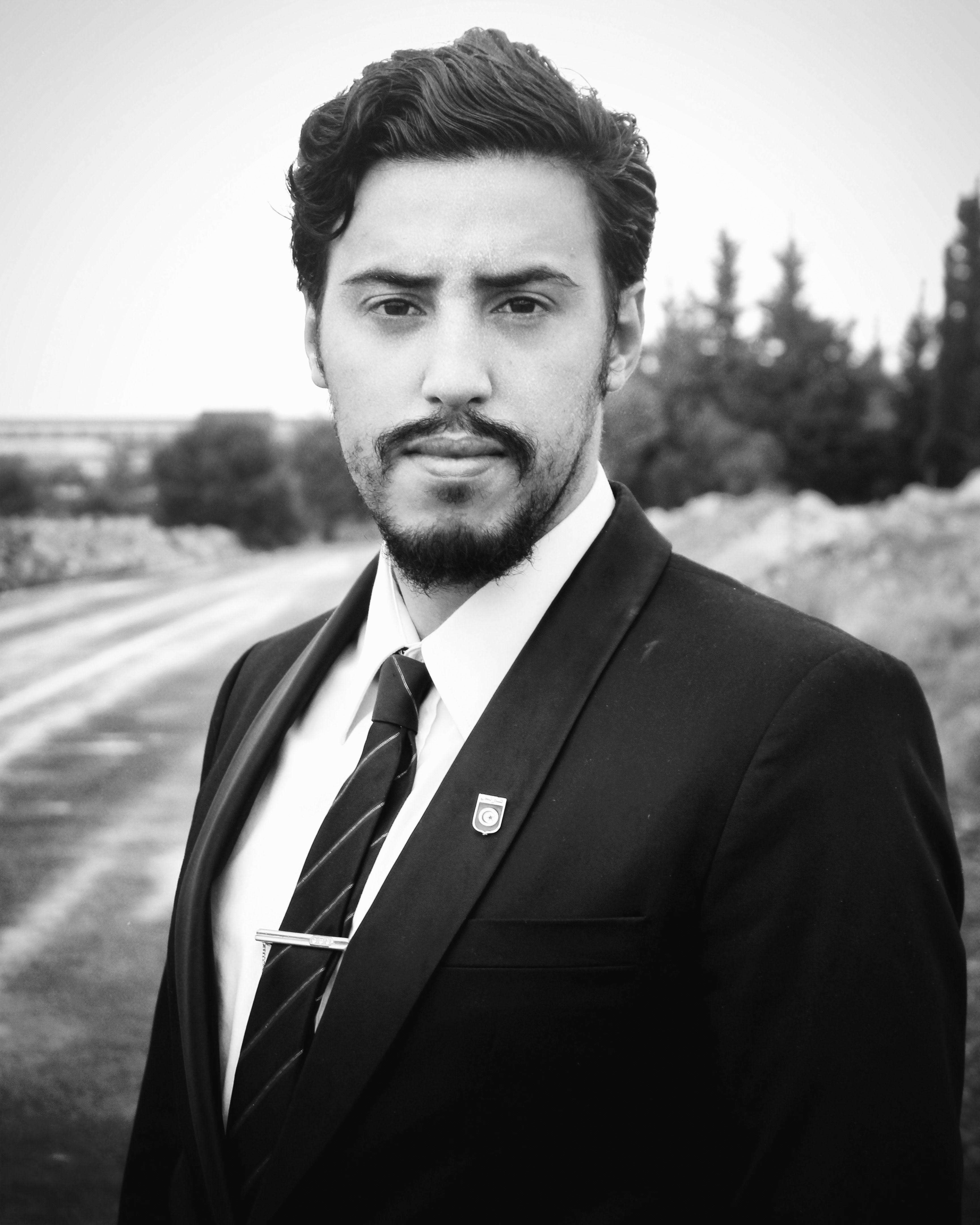 إسماعيل لعيشي Headshot
