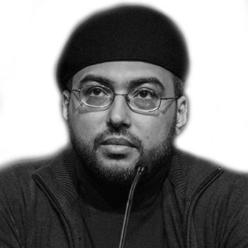 Iyad El-Baghdadi Headshot