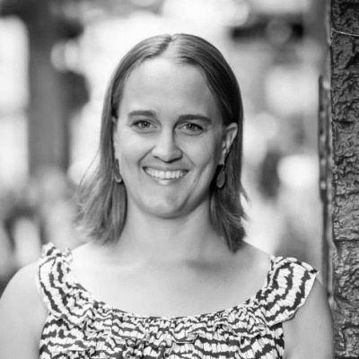 Jacqueline Melissen Headshot