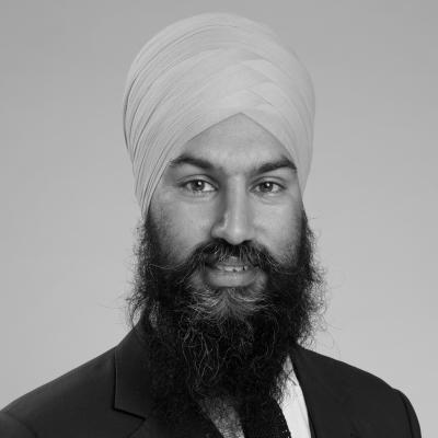 Jagmeet Singh Headshot