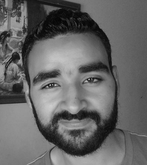 جمال المشيشي Headshot