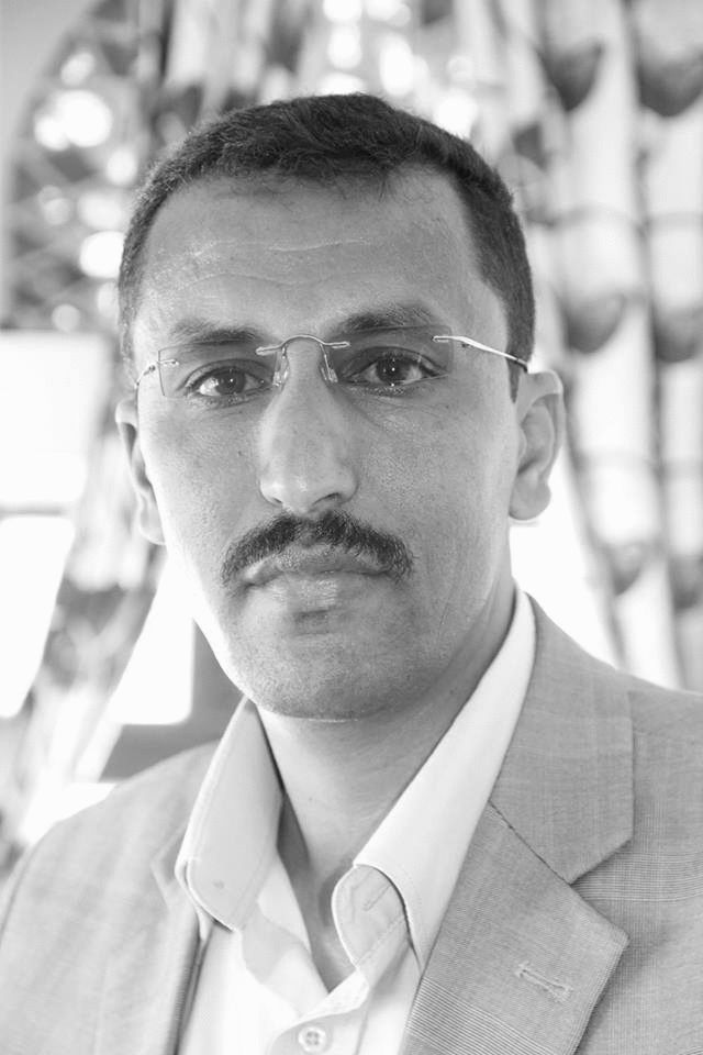 جمال مقبل  الغراب Headshot