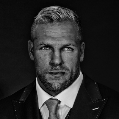 James Haskell Headshot
