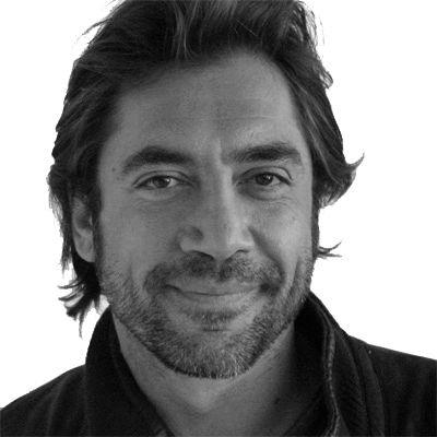 Javier Bardem Headshot
