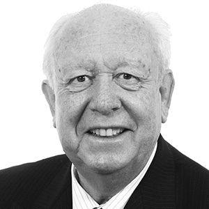 Jean-Claude Gaudin Headshot
