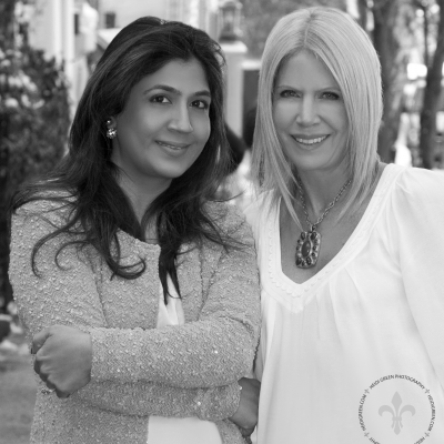 Jennifer Brozost and Vimmi Shroff,
