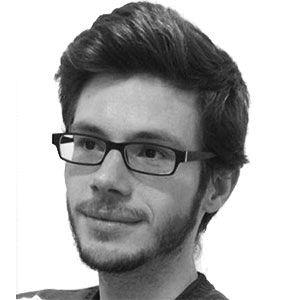 Jérôme Quéré Headshot