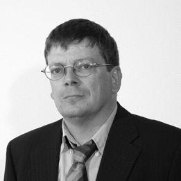 Prof. Dr. Joachim Behnke Headshot