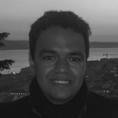 João Gabriel Chebante Headshot