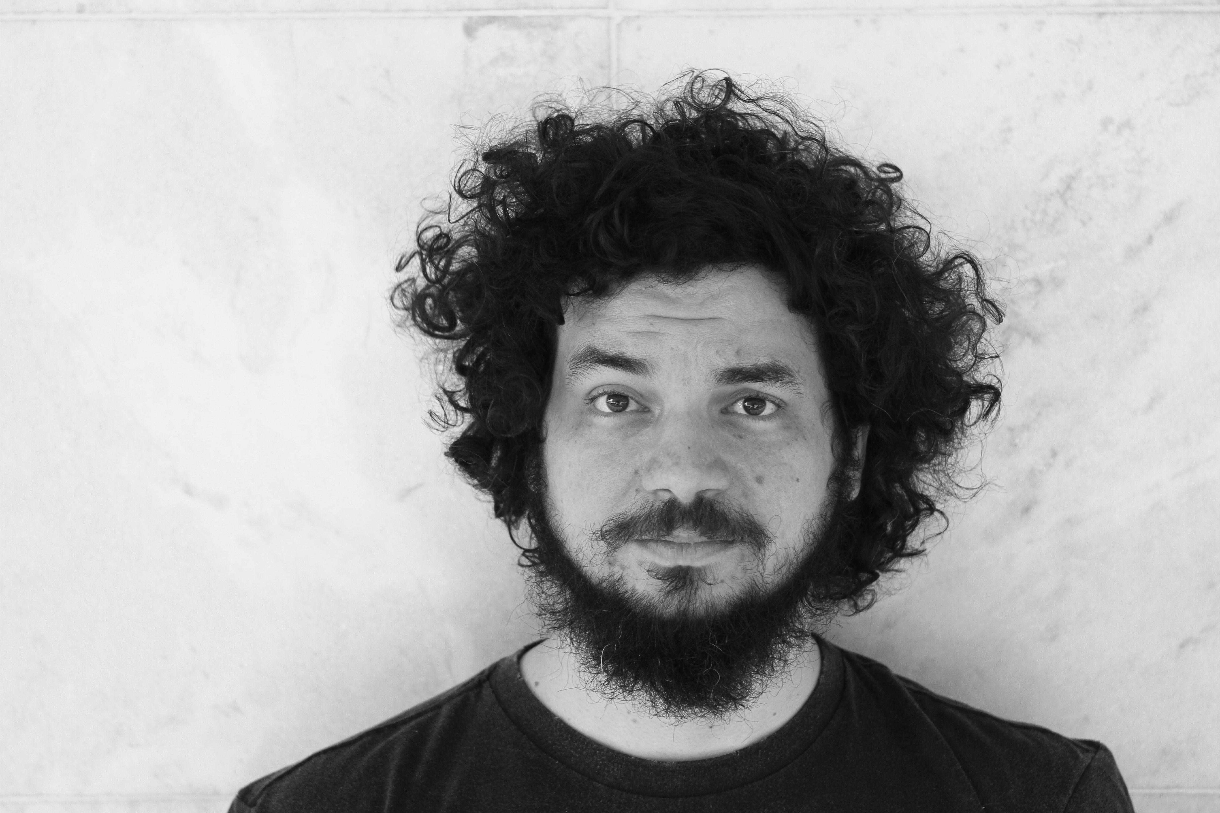 João Guilherme Granja Headshot