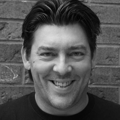 John Mraz Headshot