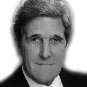 Sec. John Kerry Headshot