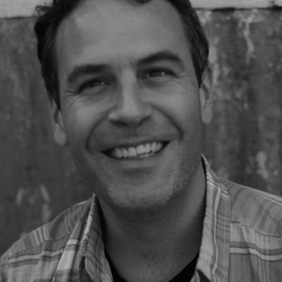 Jonathan Bunce (Jonny Dovercourt)  Headshot
