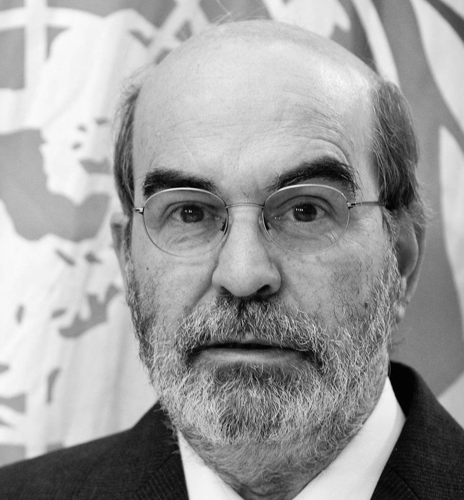 José Graziano da Silva Headshot