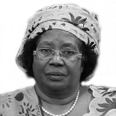 Joyce Banda Headshot