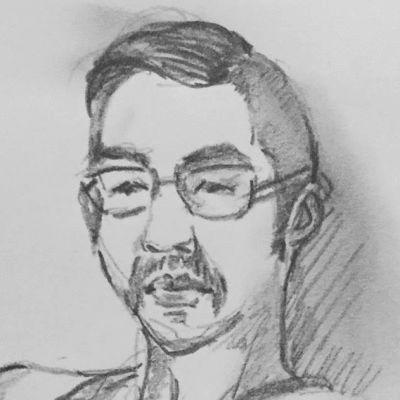 Justin Huang Headshot