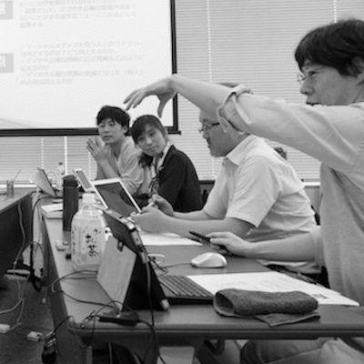 情報ネットワーク法学会 Headshot