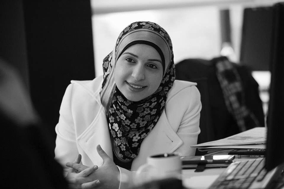 خديجة أحمد العمري Headshot