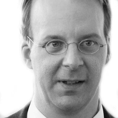 Kai Müller Headshot