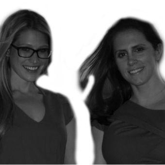 Katie Finnegan and Erica Bell Headshot