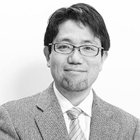鈴木賢志 Headshot