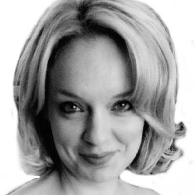 Kerstin Shamberg Headshot