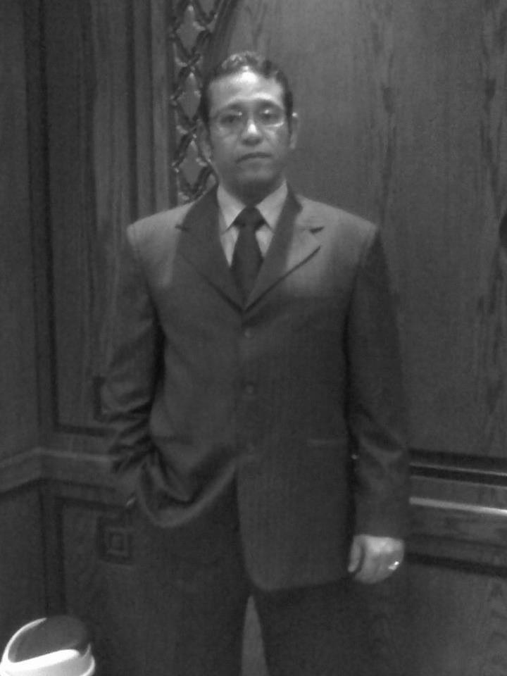 خالد عبد المنعم السيد Headshot