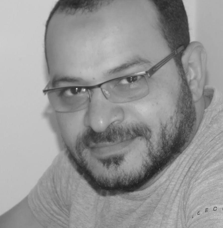 خالد عبد الله  Headshot