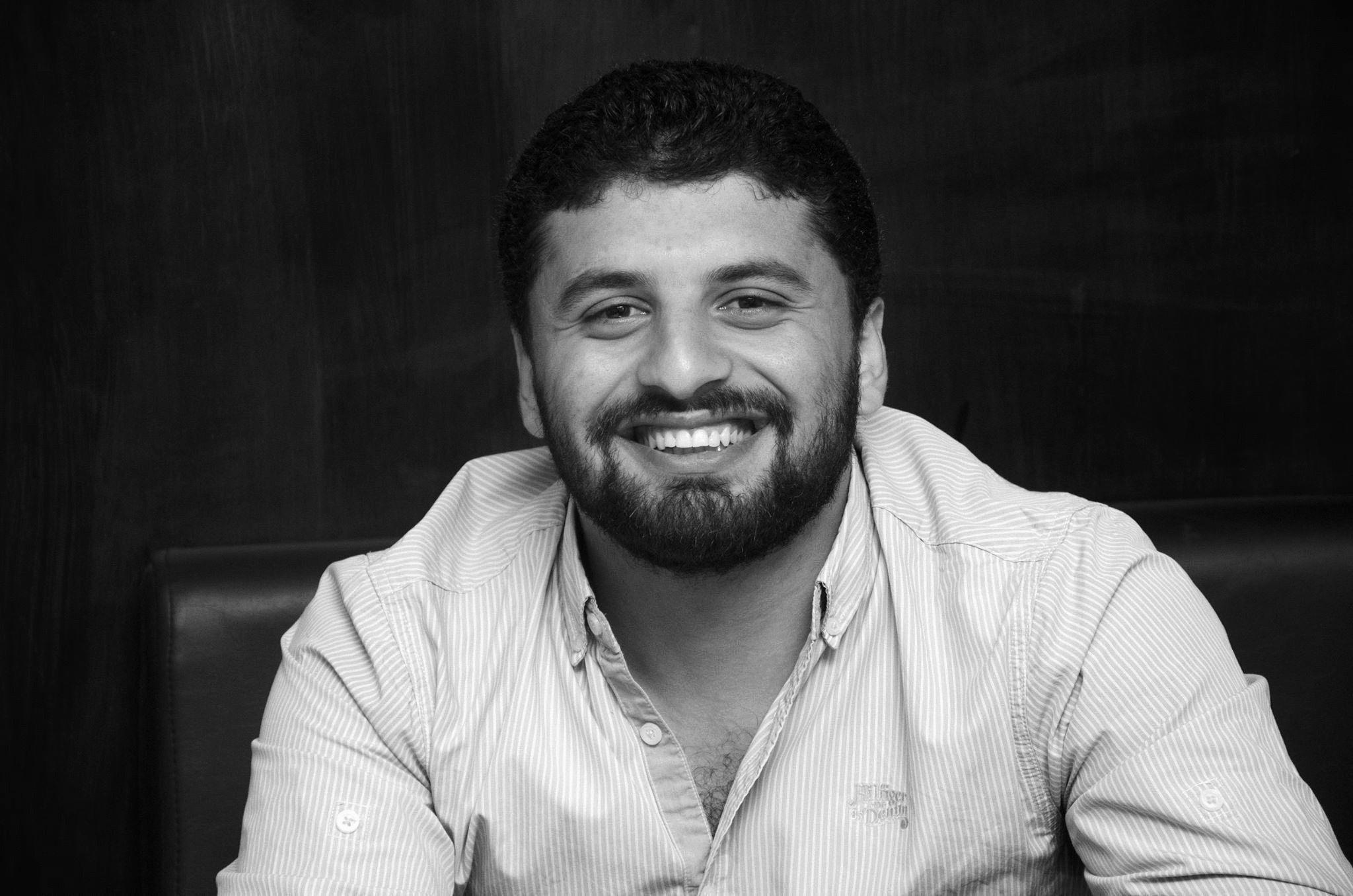 خالد أحمد رضا Headshot