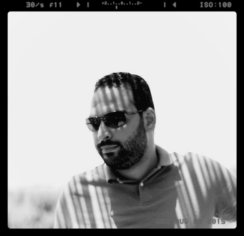خالد الحضري Headshot