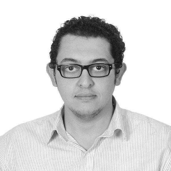 خالد يسري  Headshot